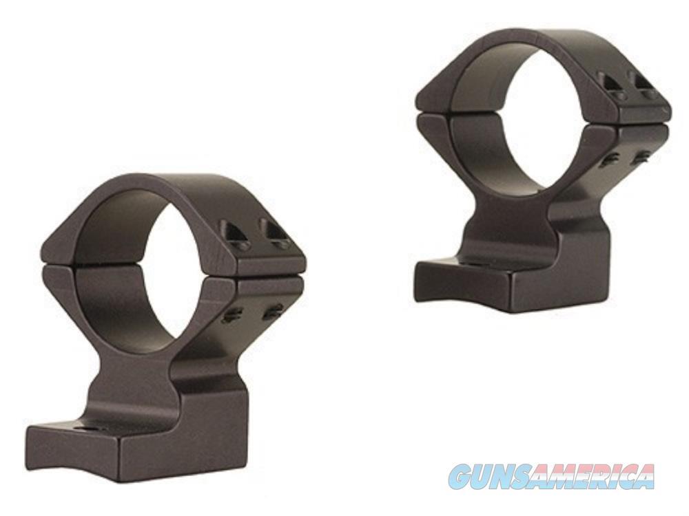 "Talley 1"" High 98 Mauser Large Ring M12 BLK 950709  Non-Guns > Charity Raffles"