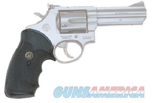 Pachmayr Gripper Grip S&W K & L Frame Square Butt  Non-Guns > Gun Parts > Grips > Smith & Wesson