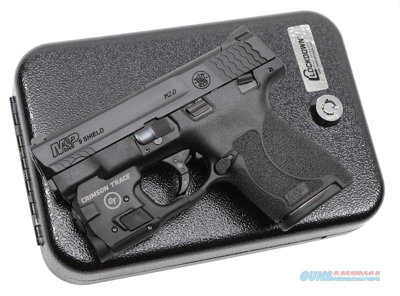 Smith & Wesson Shield 2.0 NIB 12935 Defense Kit  Guns > Pistols > Smith & Wesson Pistols - Autos > Shield
