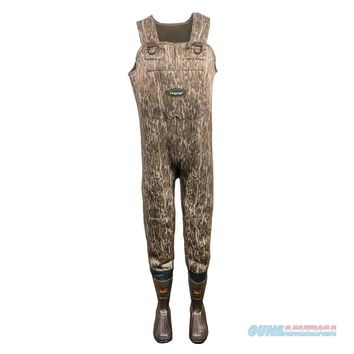 Frogg Toggs Chest Waders Bottomland Size 11  Non-Guns > Hunting Clothing and Equipment > Clothing > Camo Outerwear