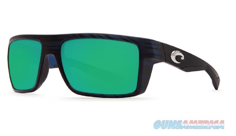 Costa Del Mar Motu Sunglasses Black Teak Green 580  Non-Guns > Miscellaneous