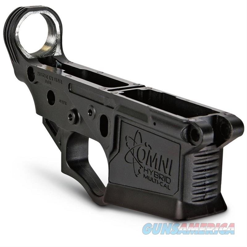 ATI Omni Hybrid AR15 Stripped Lower Receiver Black  Guns > Rifles > American Tactical Imports Rifles