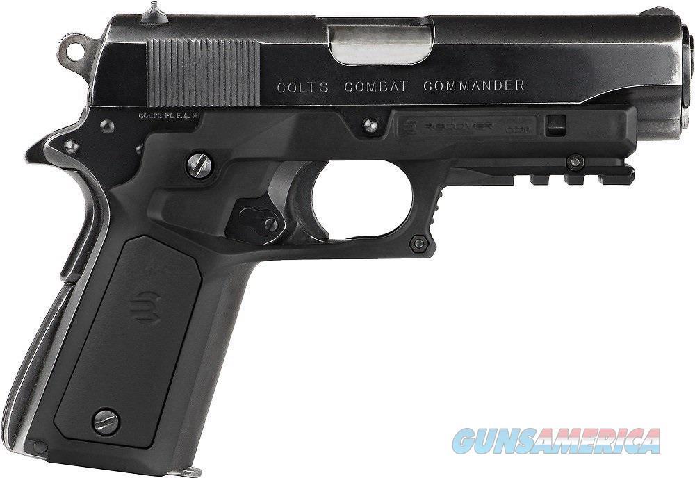 Recover Tactical Grip System for 1911 Black & Tan  Non-Guns > Gun Parts > Grips > 1911