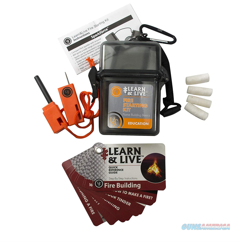 Ultimate Survival Fire Starting Kit  Non-Guns > Lighters