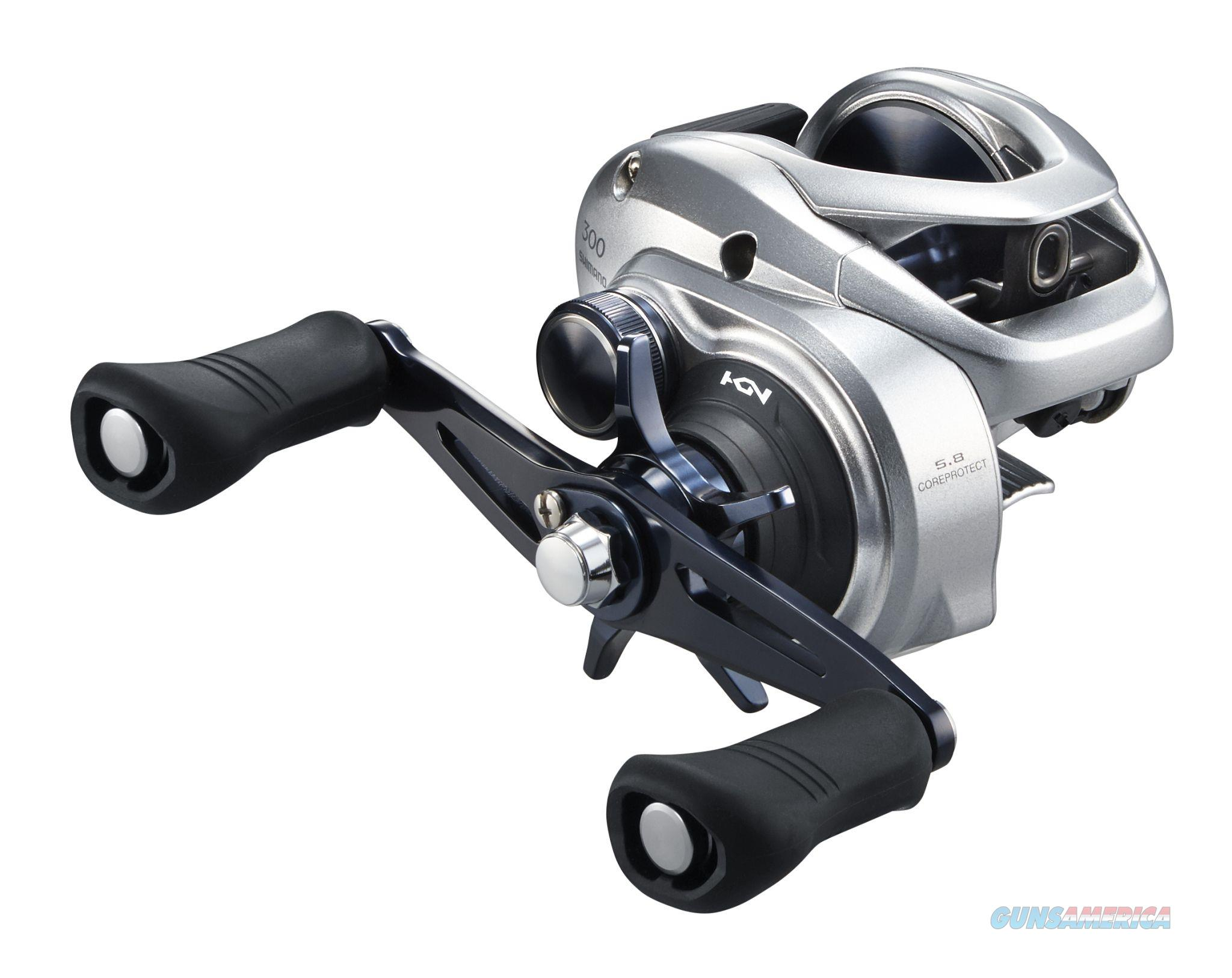 Shimano Tranx 300 Baitcasting Reel, 5.7:1, 11.6 Oz - TRX300A  Non-Guns > Fishing/Spearfishing