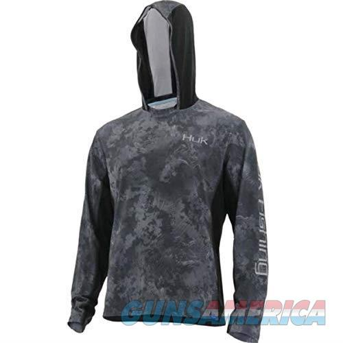Huk Icon Camo Hoodie Night Vision XXL  Non-Guns > Hunting Clothing and Equipment > Clothing > Shirts