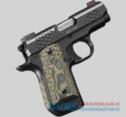 "Kimber Micro 9 KHX 9 MM 3"" BBL 3300198 NIB 9MM  Guns > Pistols > Kimber of America Pistols > Micro 9"