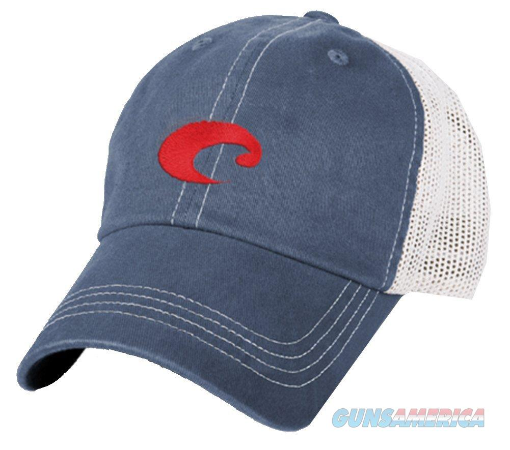 Costa Mesh Hat Slate Blue  Non-Guns > Hunting Clothing and Equipment > Clothing > Hats