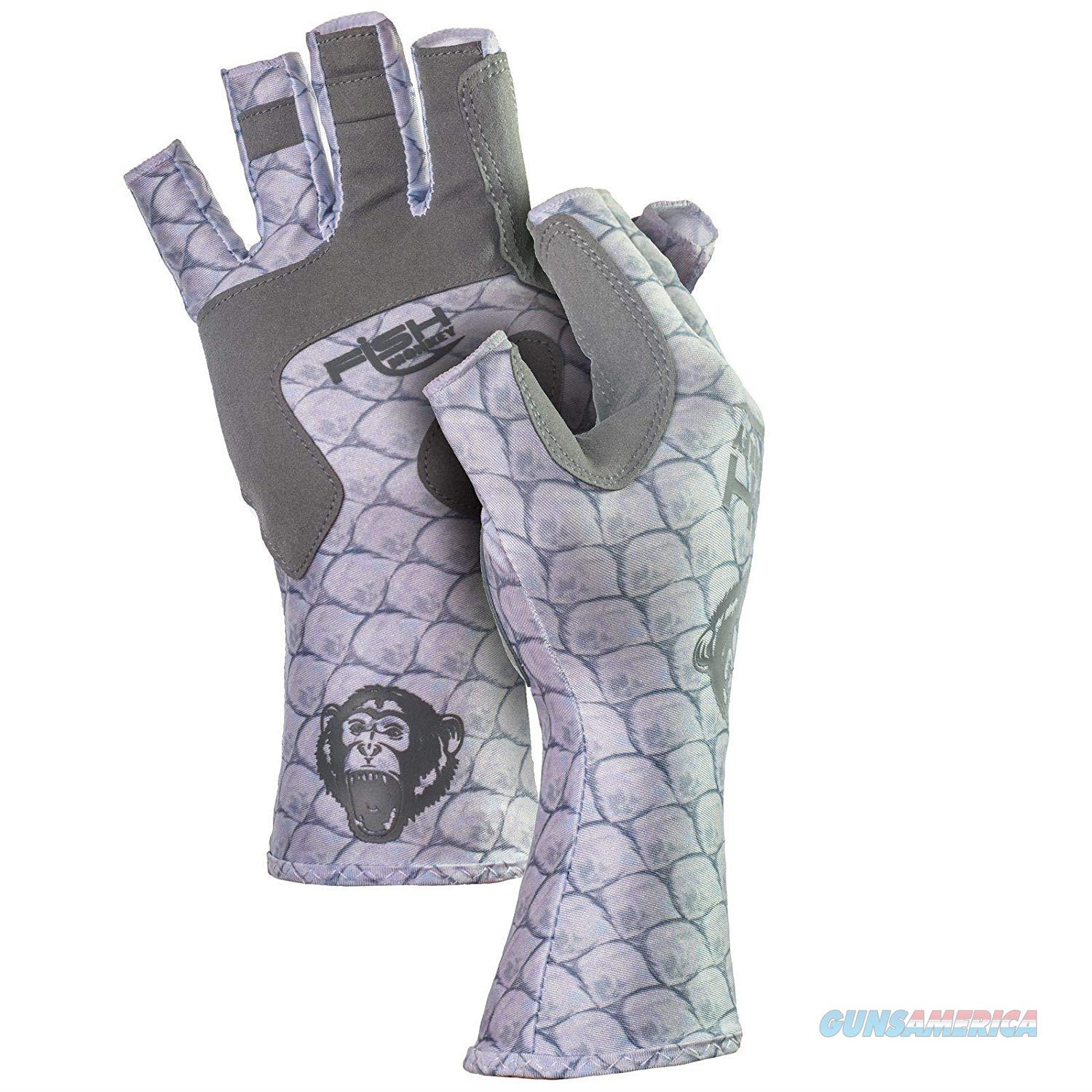 Fish Monkey Half Finger Guide Glove MD  Non-Guns > Hunting Clothing and Equipment > Clothing > Gloves