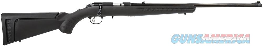 "Ruger American 22 LR 22""BBL 8301 NIB 22LR BLK Bolt  Guns > Rifles > Ruger Rifles > American Rifle"