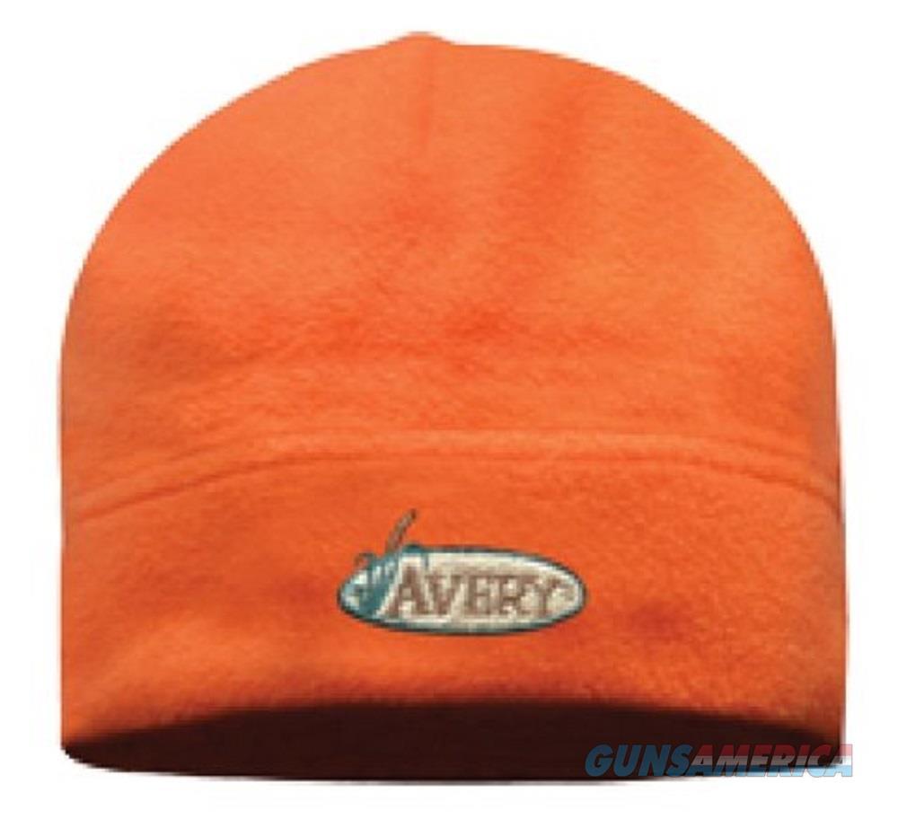 Avery Fleece Skull Cap Blaze Orange  Non-Guns > Hunting Clothing and Equipment > Clothing > Blaze Orange