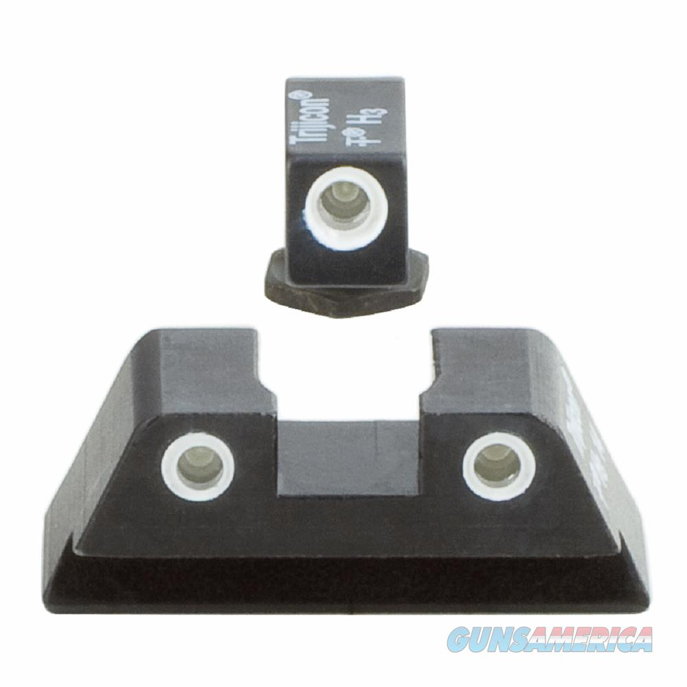 Trijicon 3-Dot Night Sight Set for Glock 42 and 43  Non-Guns > Iron/Metal/Peep Sights