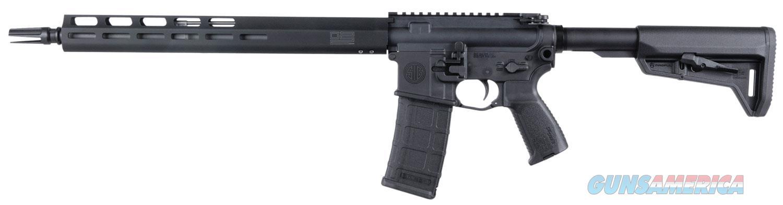 "Sig Sauer M400 5.56 RM400-16-BTRD NIB AR-15 16""BBL  Guns > Rifles > Sig - Sauer/Sigarms Rifles"