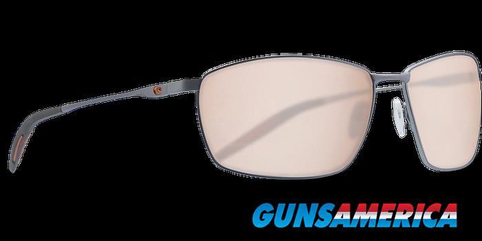 Costa Turret Sunglasses 580P Silver Orange  Non-Guns > Miscellaneous