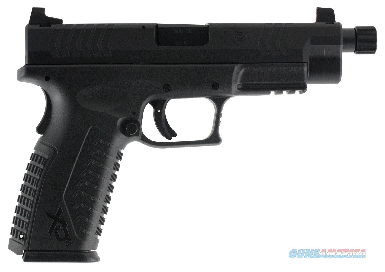 "Springfield XDM 45 Acp 4.5""TBBL XDMT94545BHCE NIB  Guns > Pistols > Springfield Armory Pistols > XD-M"
