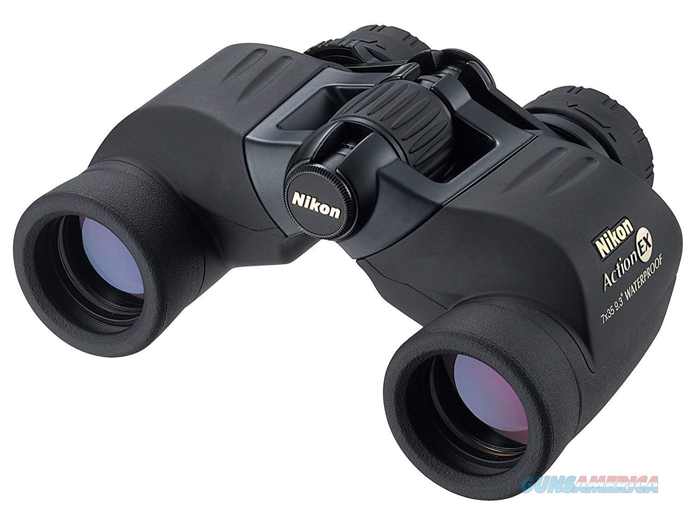 Nikon Action Extreme 7x35 Binoculars Black NEW  Non-Guns > Scopes/Mounts/Rings & Optics > Non-Scope Optics > Binoculars