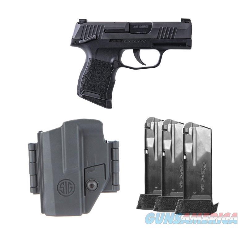 Sig Sauer 365 9 MM NIB 365-9-BXR3-TACPAC 9MM  Guns > Pistols > Sig - Sauer/Sigarms Pistols > Other