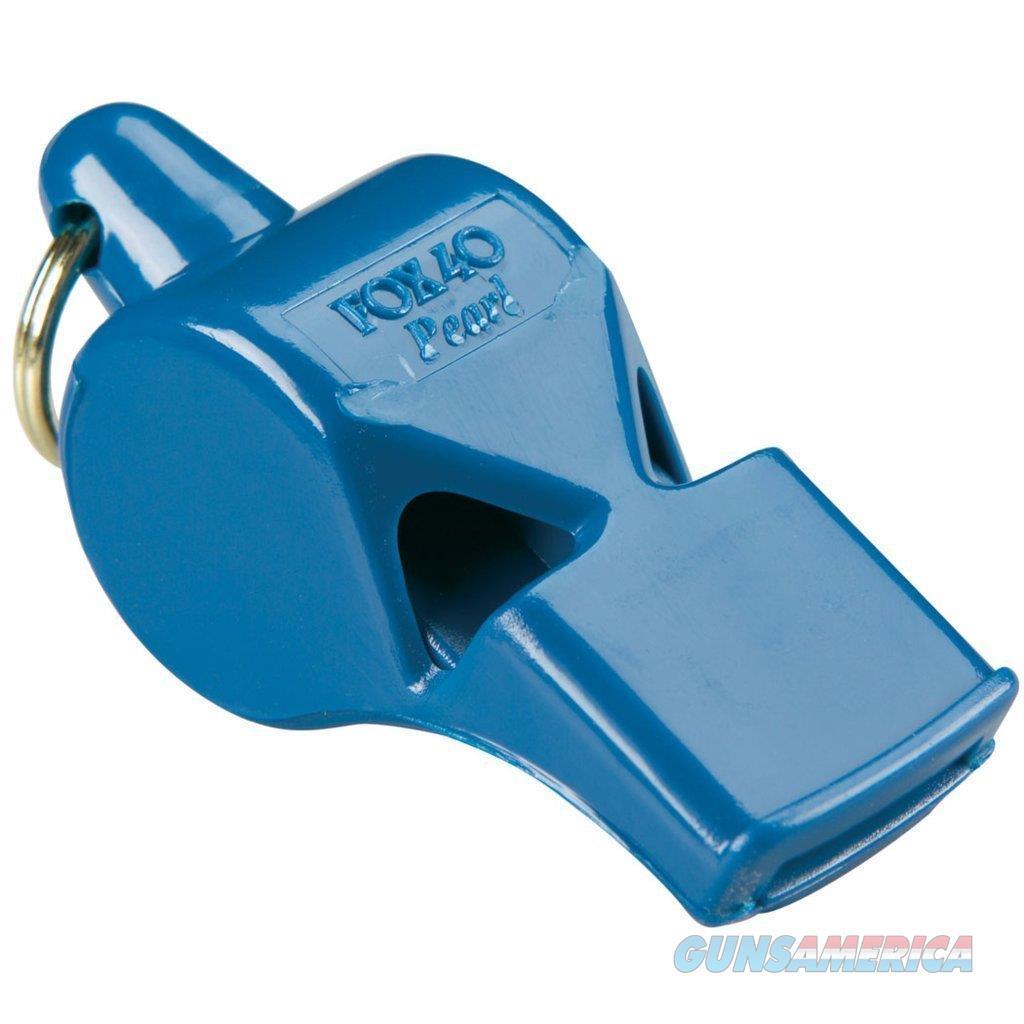 Fox 40 Pearl Safety Whistle Blue  Non-Guns > Miscellaneous