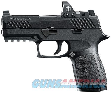 "Sig Sauer P320 Compact 320C-9-BSS-RX NIB 9 MM 3.9""  Guns > Pistols > Sig - Sauer/Sigarms Pistols > P320"