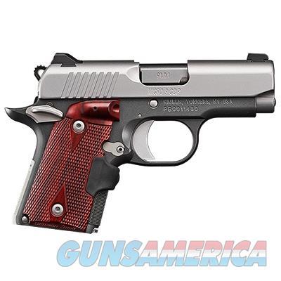 "Kimber Micro 9 CDP LG 9 MM 3300098 NIB 3.15""BBL  Guns > Pistols > Kimber of America Pistols > Micro 9"