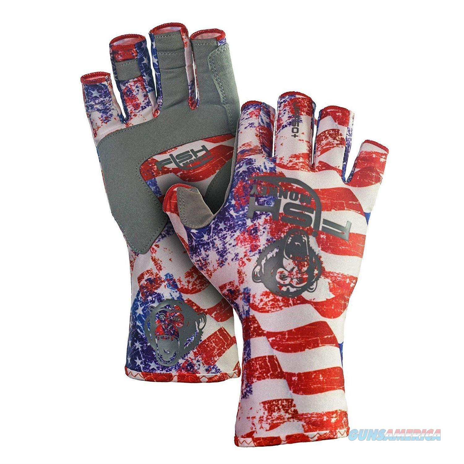 Fish Monkey Half Finger Guide Glove XL  Non-Guns > Hunting Clothing and Equipment > Clothing > Gloves