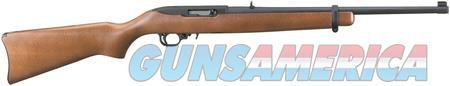 """Ruger 10/22 Carbine 22 Lr 22LR Wood 1103 NIB 18.5""""  Guns > Rifles > Ruger Rifles > 10-22"""