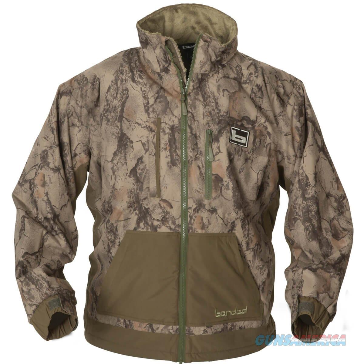 Banded Chesapeake Pullover Nat Gear Medium  Non-Guns > Shotgun Sports > Vests/Jackets