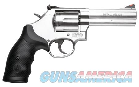 "Smith & Wesson 686 NIB 357 Mag 38 Spl 164222 4""BBL  Guns > Pistols > Smith & Wesson Revolvers > Full Frame Revolver"