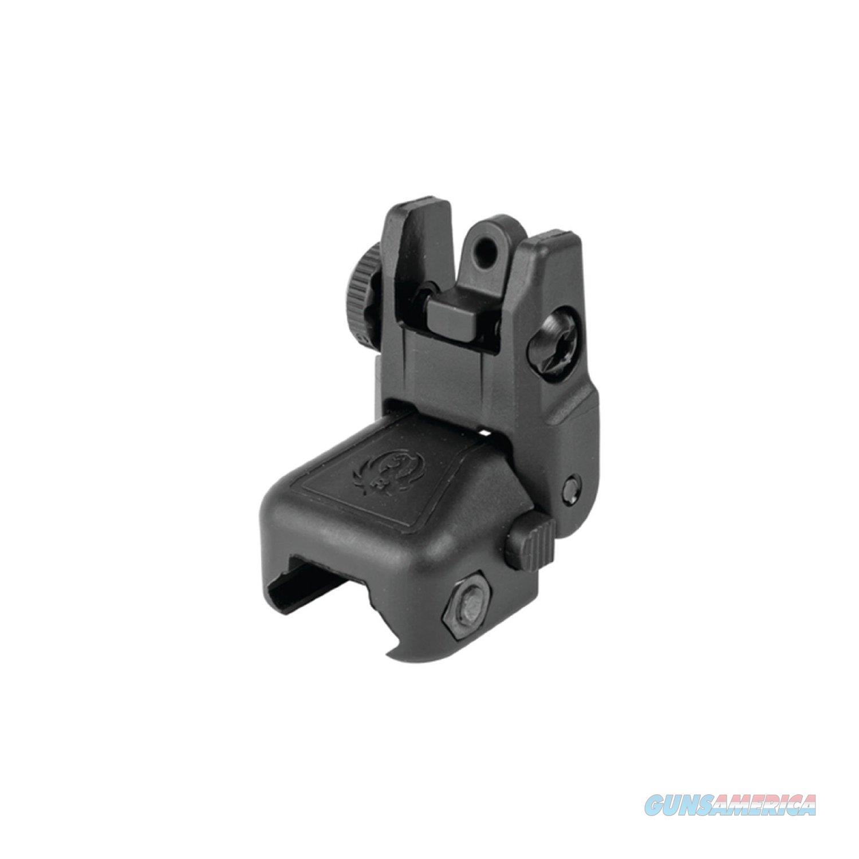 Ruger OEM Rapid Deploy Rear Flip Up Sight - 90415  Non-Guns > Iron/Metal/Peep Sights