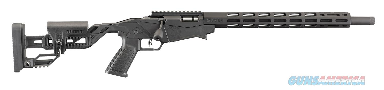 "Ruger RPR Rimfire 17 HMR 8403 NIB 17HMR 18""BBL BLK  Guns > Rifles > Ruger Rifles > Precision Rifle Series"