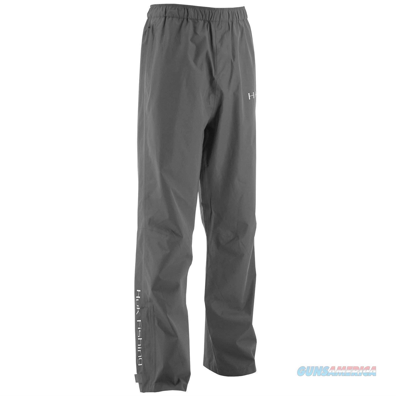Huk Camo Packable Pants Large Charcoal  Non-Guns > Hunting Clothing and Equipment > Clothing > Pants