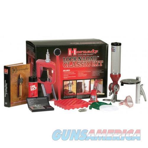 Hornady Lock-N-Load Classic Reloading Kit - 085003  Non-Guns > Reloading > Equipment > Shotshell > Presses
