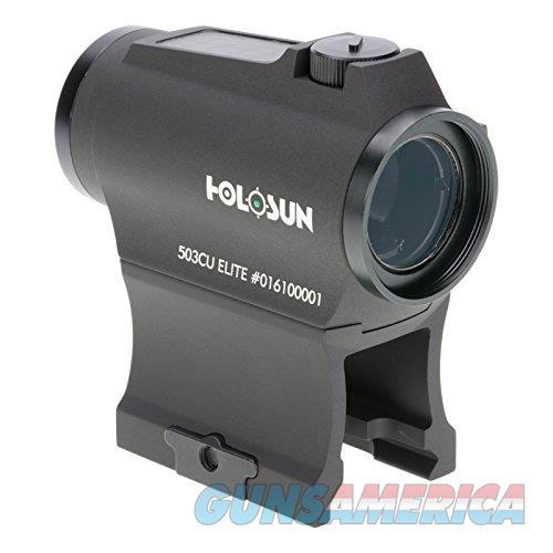 Holosun 503CU Elite Green Dot Sight NEW  Non-Guns > Scopes/Mounts/Rings & Optics > Tactical Scopes > Red Dot