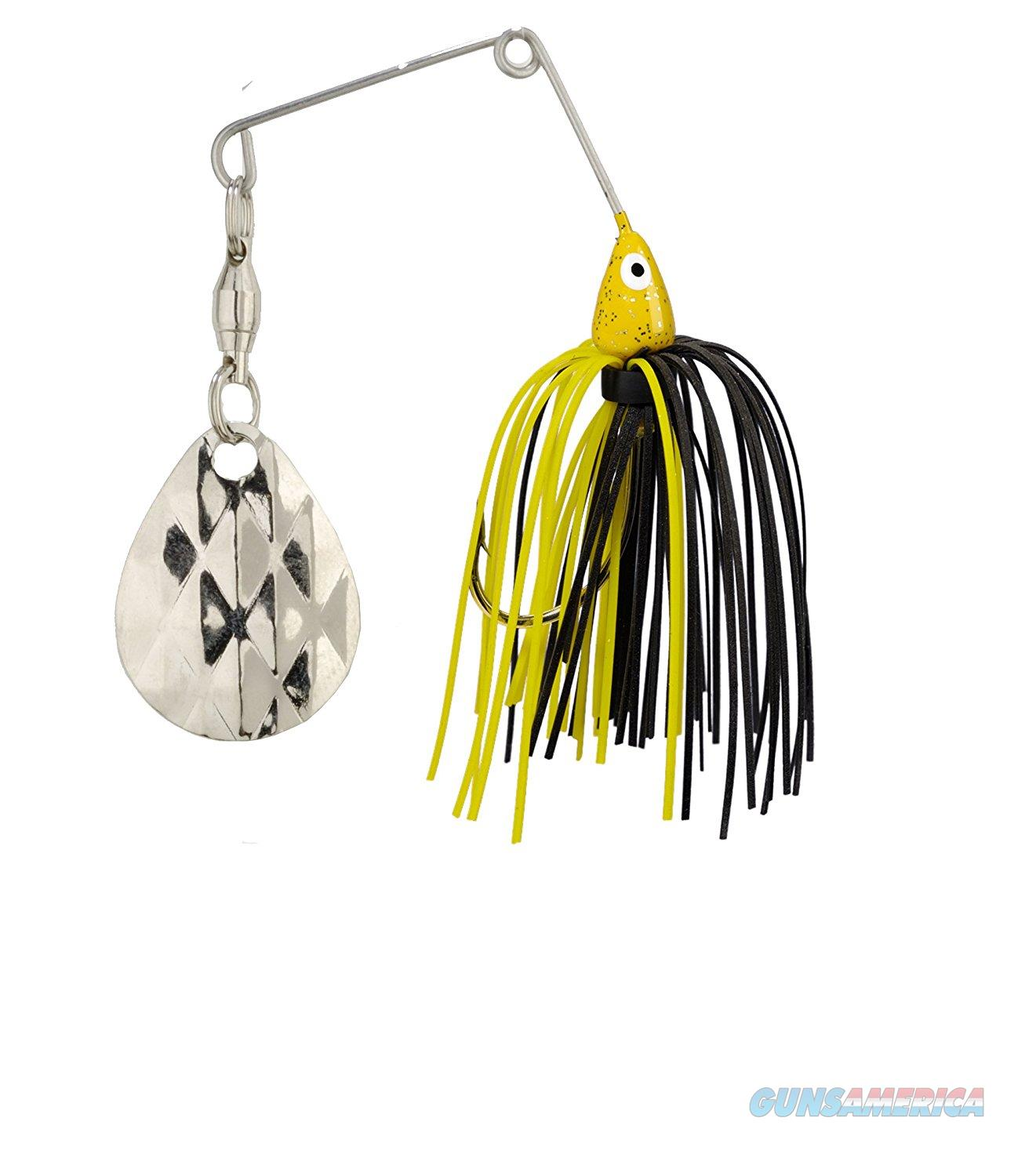 Strike King Mini King Spinnerbait Yellow  Non-Guns > Fishing/Spearfishing