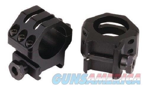 Weaver Tactical Rings 30mm X-High 6-Hole - 48354  Non-Guns > Charity Raffles
