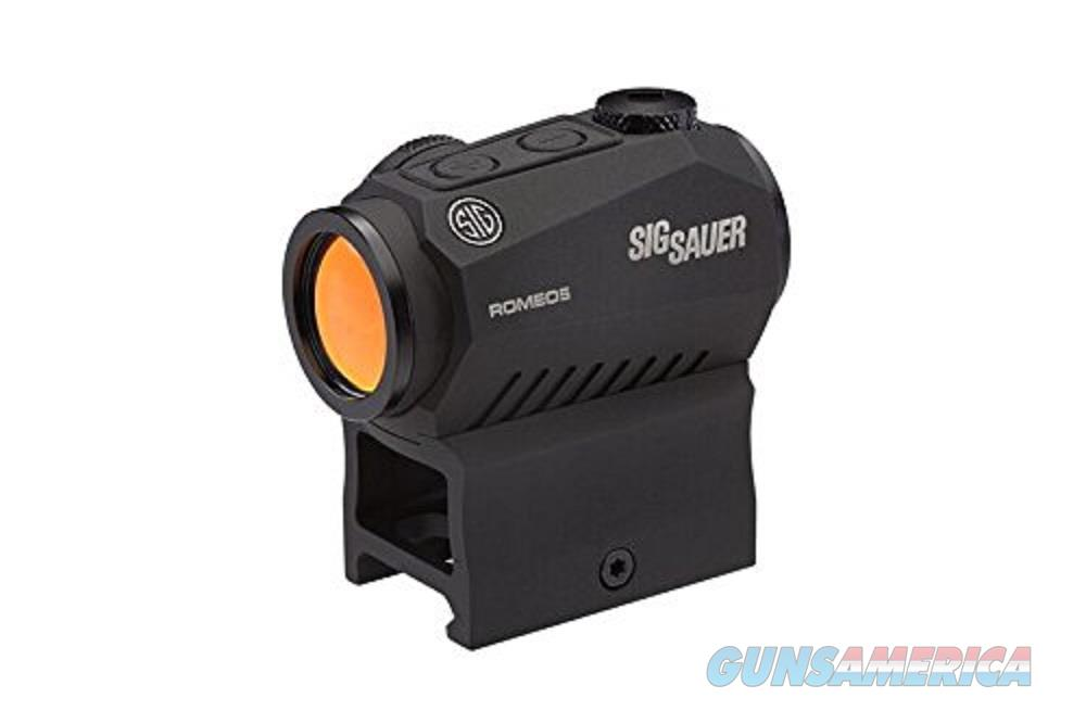 Sig Sauer Romeo 5 1x20 Red Dot Sight  Non-Guns > Iron/Metal/Peep Sights