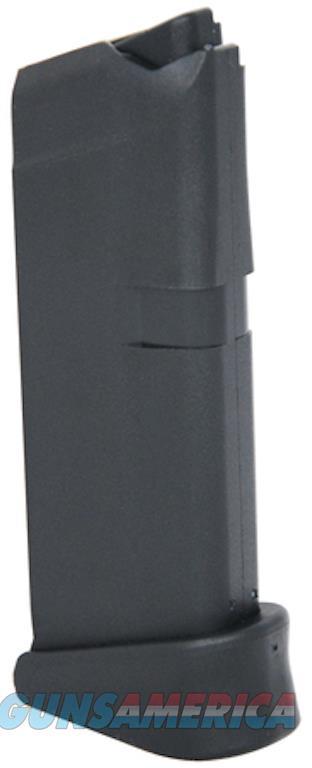 Factory Glock 43 G43 9mm 6 Round Mag w/ Grip Ext  Non-Guns > Magazines & Clips > Pistol Magazines > Glock