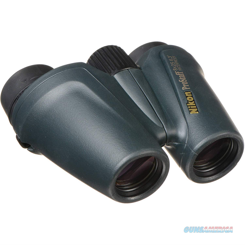 Nikon Prostaff 10x25 Waterproof Binoculars NEW  Non-Guns > Scopes/Mounts/Rings & Optics > Non-Scope Optics > Rangefinders