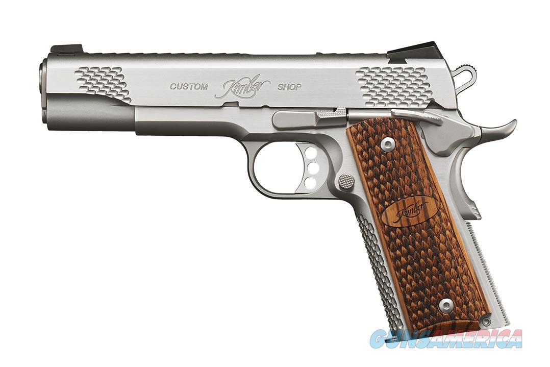 "Kimber Stainless Raptor II 10 MM 5""BBL NIB 3200386  Guns > Pistols > Kimber of America Pistols > 1911"