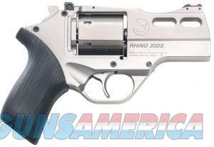"""Chiappa Rhino 30DS 357 MAG NIB 340.290 Nickel 3""""  Guns > Pistols > Chiappa Pistols & Revolvers > Rhino Models"""