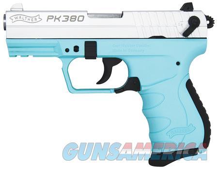 """Walther PK380 NIB 380 Acp 5050325 3"""" Barrel 380Acp  Guns > Pistols > Walther Pistols > Post WWII > PK380"""