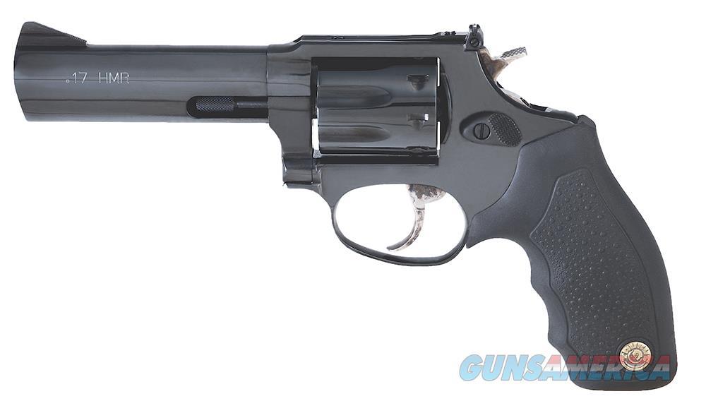 """Taurus 17 Tracker 17 HMR 6.5""""BBL 2-170061 NIB BLK  Guns > Pistols > Taurus Pistols > Semi Auto Pistols > Polymer Frame"""