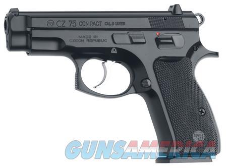 """CZ 75 Compact 9mm 9 MM 91190 NIB 3.8"""" Barrel 14+1  Guns > Pistols > CZ Pistols"""