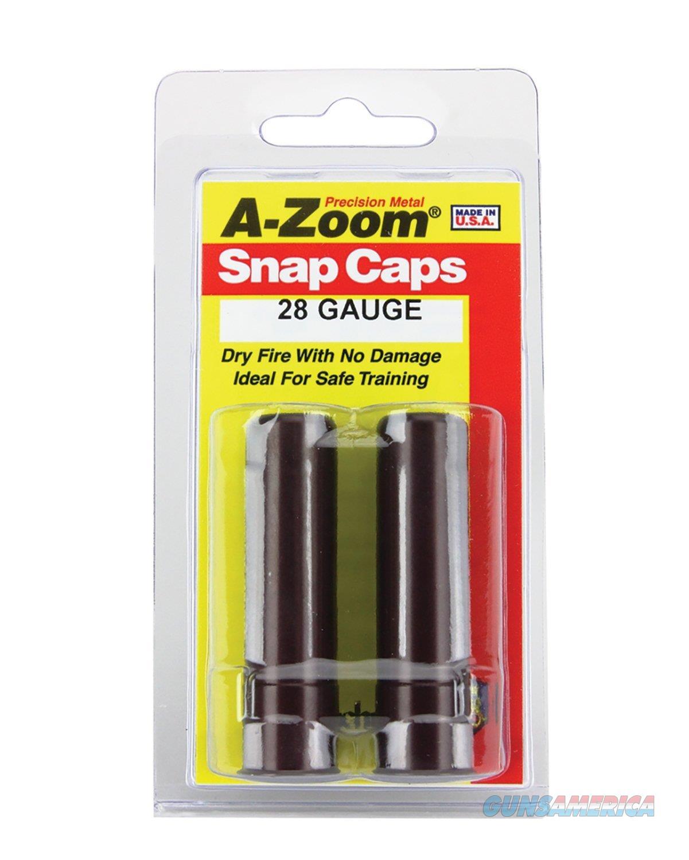 A-Zoom 28 Gauge Shotgun Snap Caps  Non-Guns > Miscellaneous