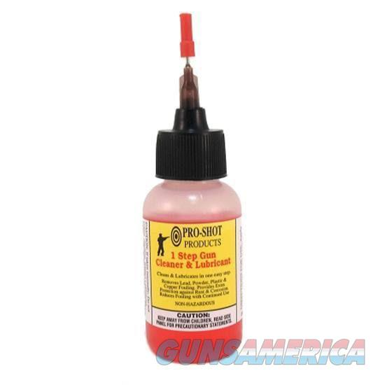 1-Step Cleaner & Lubricant 1 Ounce Needle Oiler  Non-Guns > Gunsmith Tools/Supplies
