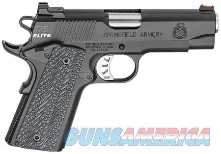 "Springfield RO Elite Champ 45 Acp PI9136E NIB 4""  Guns > Pistols > Springfield Armory Pistols > 1911 Type"