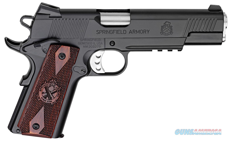 "Springfield 1911 Loaded 5""BBL NIB 45 ACP PX9116L18  Guns > Pistols > Springfield Armory Pistols > 1911 Type"