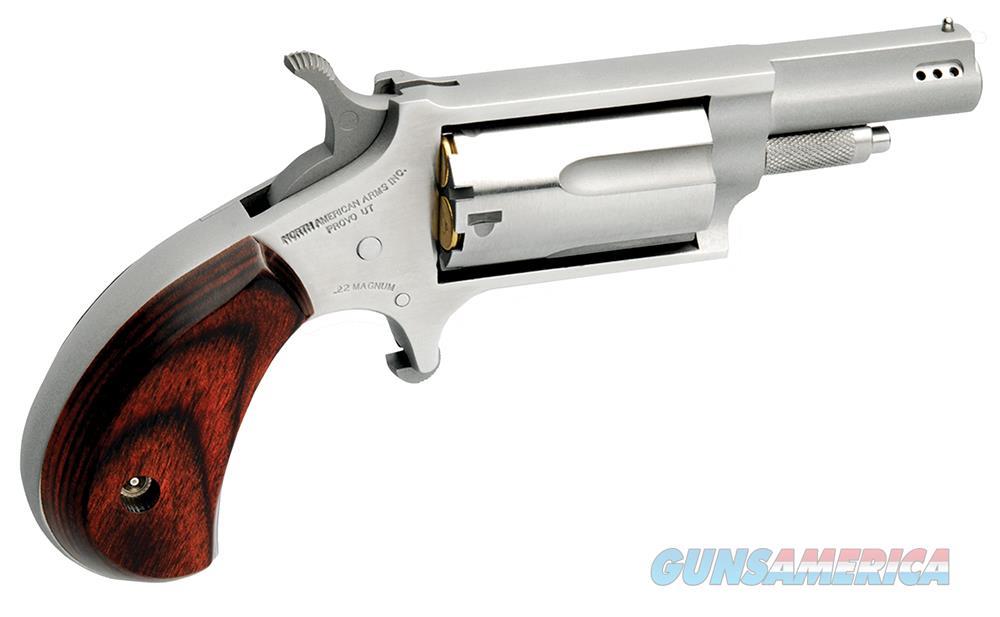 North American Arms 22 LR 22 Mag NIB NAA-22MSC-P  Guns > Pistols > North American Arms Pistols