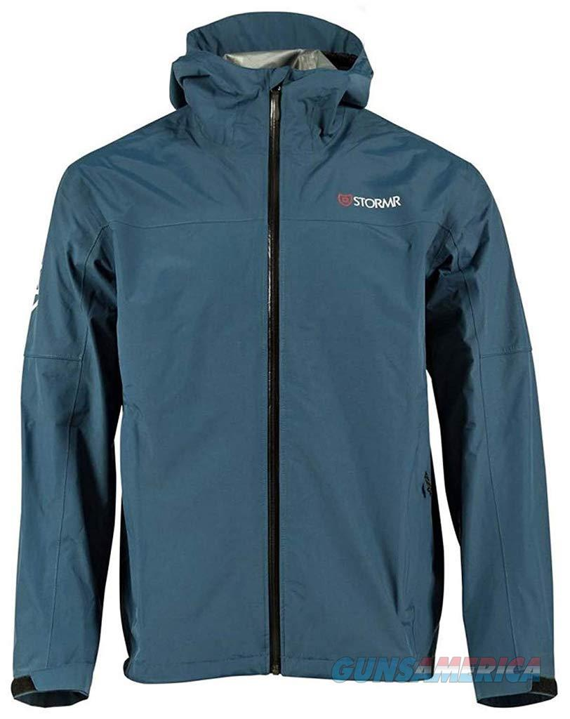Stormr Nano All Weather Jacket Blue Large New For Sale