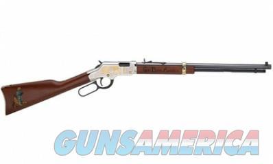"""Henry H004GBA God Bless America 22 LR NIB 20""""BBL  Guns > Rifles > Henry Rifles - Replica"""